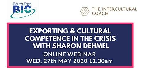 Exporting & Cultural Competence in the Crisis tickets