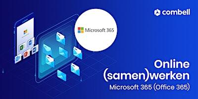 Hoe richt je jouw online kantoor in met Microsoft 365