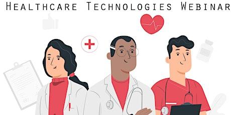 Smart Healthcare Technologies Webinar tickets
