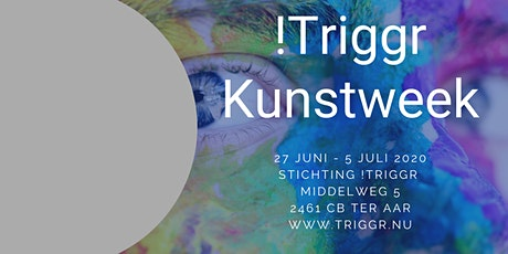 !Triggr Kunstweek tickets