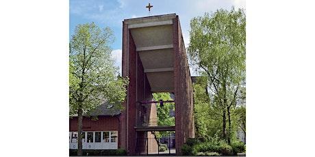 Hl. Messe - St. Elisabeth - Mo., 01.06.2020 - 09.30 Uhr Tickets