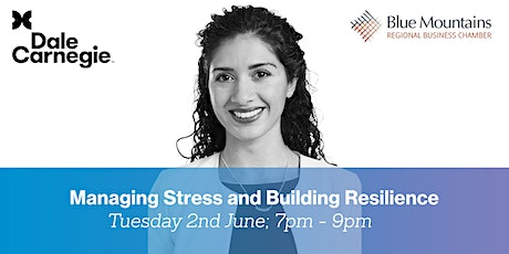 Managing Stress and Becoming Resilient tickets