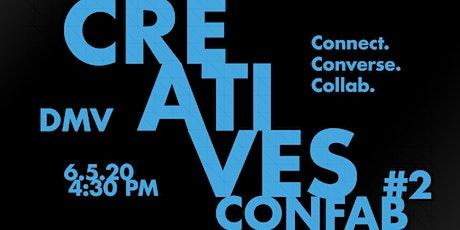 DMV Creatives Confab #2 tickets