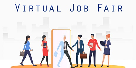Virtual Job Fair Webinar tickets