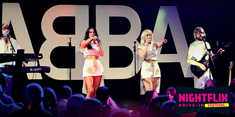 Nightflix Drive-in Festival - Abba Tribute - Sensation - LIVE tickets