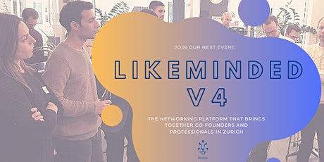 LikeMinded V4: The Online Event For Co-Founders tickets