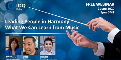 Leading people in harmony - What we can learn from music tickets