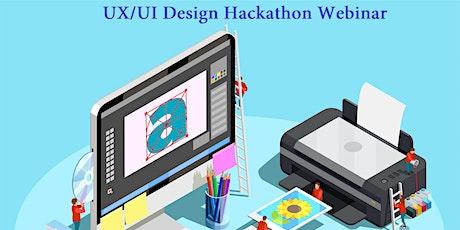 UX/UI Design Hackathon Webinar tickets