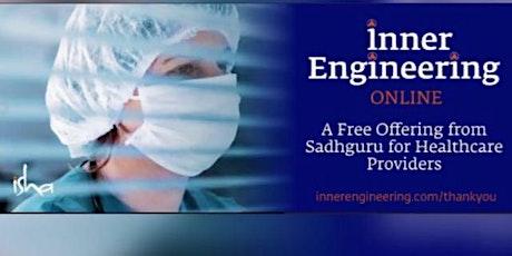 Inner Engineering Online brezplačen za zdravstvene delavce: prijavite se do 5. 7. 2020 tickets