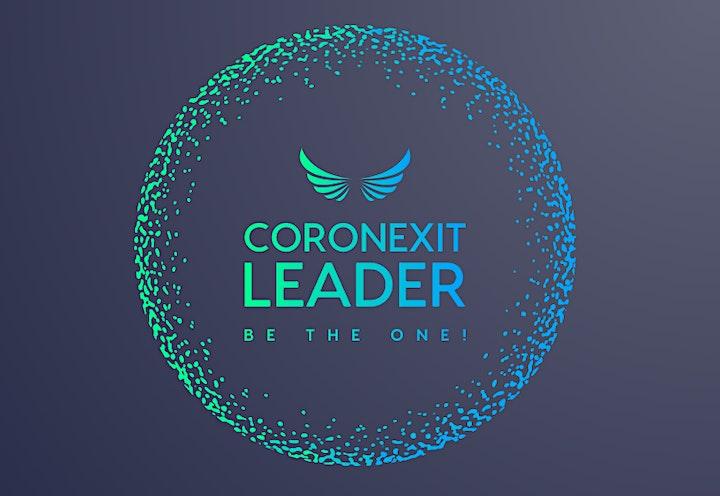 CoronEXIT Leader - KoronEXIT Vezető  Online Program image