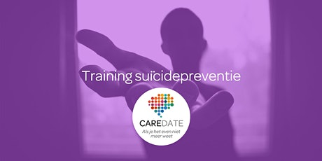 Training Suïcidepreventie - woensdaggroep tickets