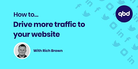 How to... Drive more traffic to you website tickets