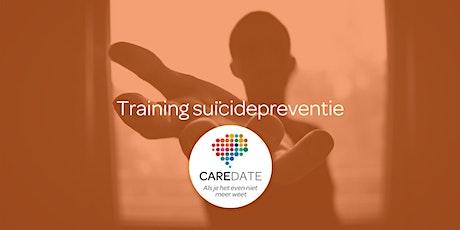 Training Suïcidepreventie - maandaggroep tickets
