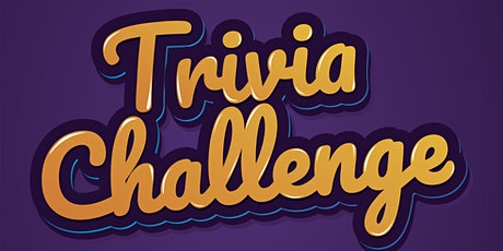 Virtual Trivia To Benefit The Salad House (6/4) tickets