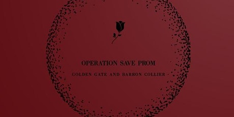 Operation Save Prom tickets