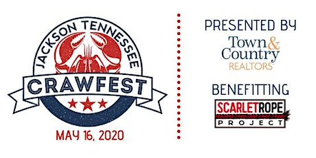 3rd Annual Crawfest benefitting  SRP presented by Town and Country Realtors tickets