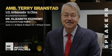 The View From China with U.S. Ambassador Terry Branstad tickets