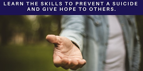 Question, Persuade, Refer (QPR) Suicide Prevention Gatekeeper Training Summer Series  tickets