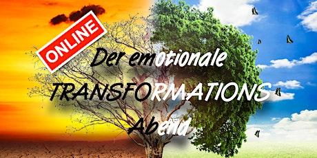 ONLINE - Der emotionale Transformationsabend Tickets