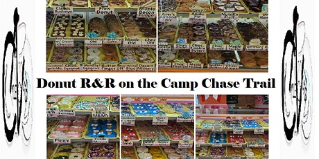 LoST Donut Ride & Refreshment on the Camp Chase Trail - 16, 23, or 30 miles tickets