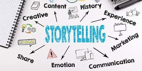 Fundamentals of Business Storytelling _ ONLINE COURSE tickets