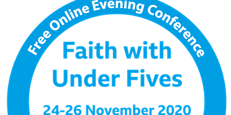 Faith with under 5s - a conference sponsored by URC Children and ROOTS. tickets