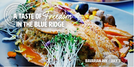 A Taste of Freedom in the Blue Ridge tickets