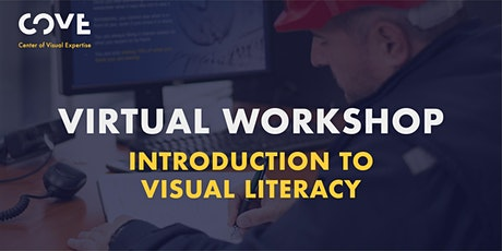 Virtual Workshops: Introduction to Visual Literacy  tickets