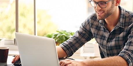 WordPress Webinar als Live Online Website  Workshop Tickets