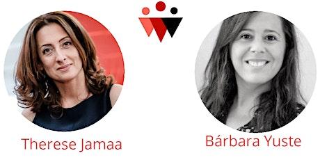 Networking Online amb  Therese Jamaa.  Xarxa de Dones del Sector Digital entradas