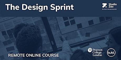 The Design Sprint tickets