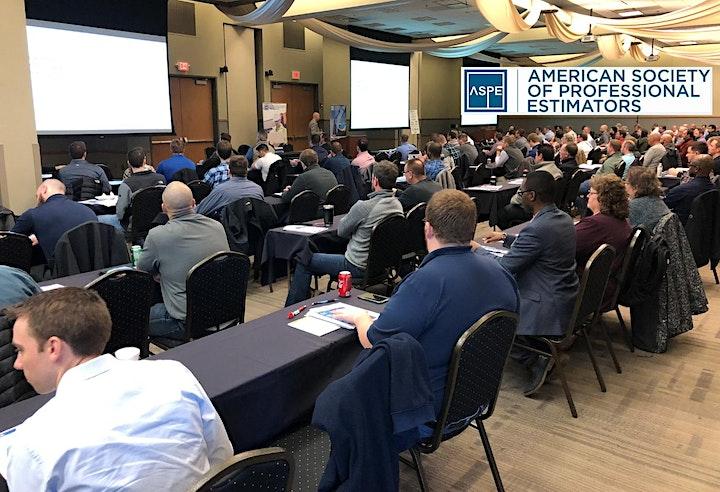 2021 ASPE 18th Annual Kansas City Estimating Academy image
