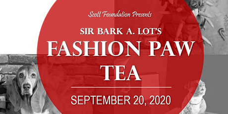 Fashion Paw Tea tickets