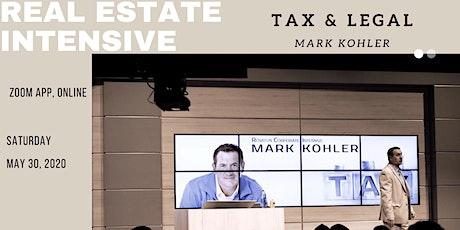 NC - Tax & Legal Workshop Mark Kohler tickets