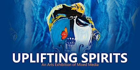 UPLIFTING SPIRITS: 3D Virtual Art Exhibition tickets