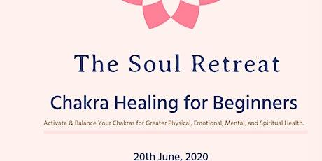 Chakra Healing for Beginners tickets