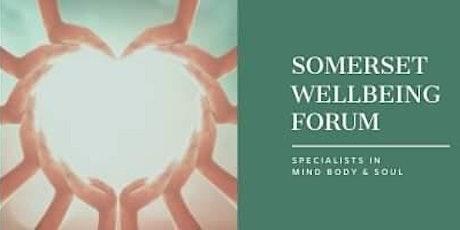 Somerset Wellbeing Forum tickets