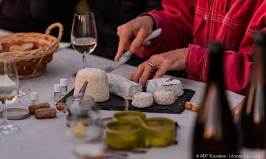 VIRTUAL HAPPY HOUR: FRANCE - WINE OF THE LOIRE VALLEY and CHEESE PAIRINGS tickets