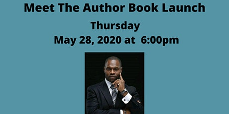 Meet the Author Book Launch tickets