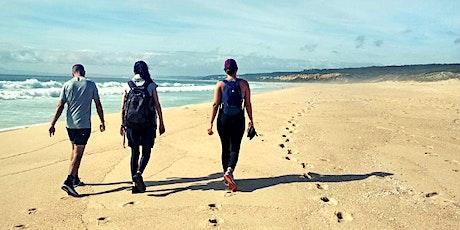 2 Days Mindful Ocean Hike + Beach Cleaning (Lagoa de Albufeira) tickets