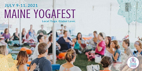 Maine YogaFest 2021 tickets