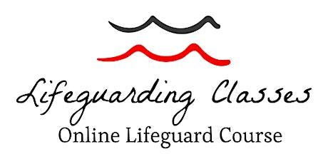 Online Lifeguarding Classes in Washington D.C. tickets