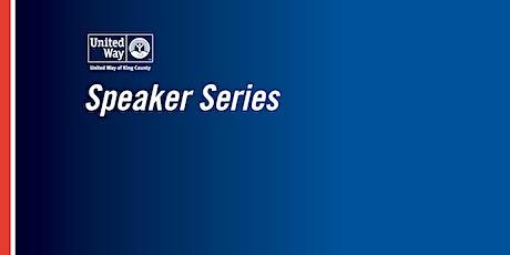 Virtual Speaker Series:  Sangita Woerner tickets