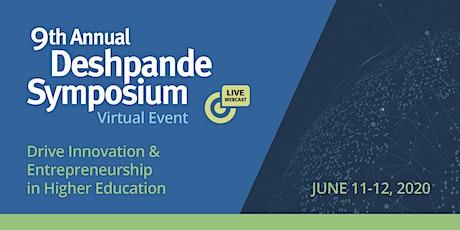 2020 Deshpande Virtual Symposium tickets