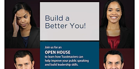 ONLINE OPEN HOUSE—Port Credit Toastmasters Club tickets