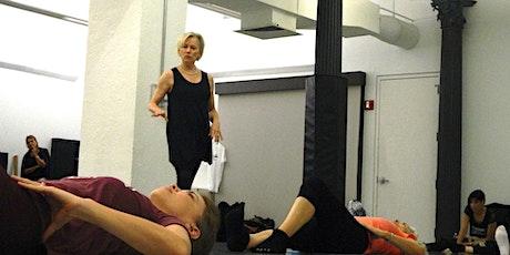 Zena Rommett Online Floor Barre® for Dancers and Wannabes tickets