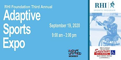 2020 Adaptive Sports Expo tickets