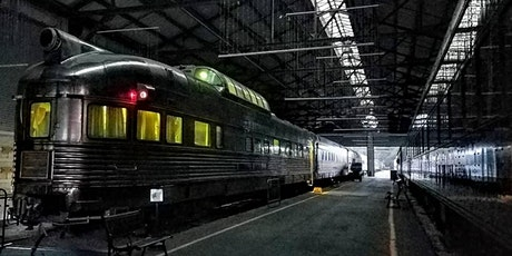 Ghost Hunting on the Rails in Miami, FL tickets