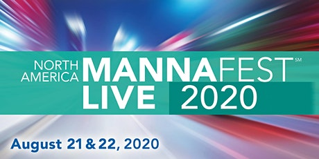 North America MannaFest 2020 LIVE tickets