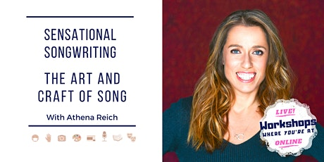 Sensational Songwriting: The Art and Craft of Song tickets